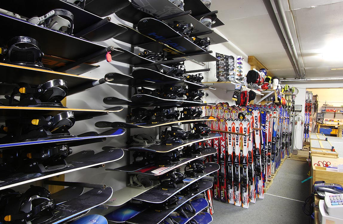 Ski & Boards